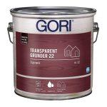 GORI Transparent Grunder 22