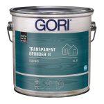 GORI Transparent Vandbaseret Grunder 11